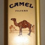 Bricheta Zippo - Bricheta Camel (model auriu) fara gaz