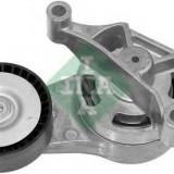 Intinzator curea transmisie - Intinzator curea, curea distributie VW GOLF VI 2.0 R 4motion - INA 534 0186 10