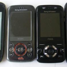 Telefon mobil, Negru, Nu se aplica, Neblocat, Fara procesor, Nu se aplica - Lot telefoane vechi