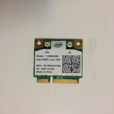 Modul wifi acer aspire 5730 4730 5335 5738 5810 5410 5332 placa wireless Intel - Model: 112BNHMW - PRODUS ORIGINAL ! Foto reale !