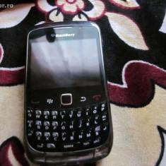 Telefon mobil Blackberry 9300, Negru - Vand blackberry 9300
