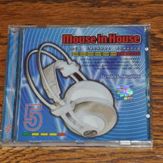 Mouse in House 5 - Muzica House, CD