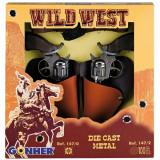 Set Pistoale Wild West - Pistol de jucarie Gonher