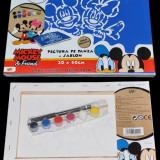 Set de pictura pentru copii Mickey Mouse. - Jocuri arta si creatie, Unisex