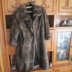 Blana Dama lunga VIZON, Lungime 120 cm - Palton dama