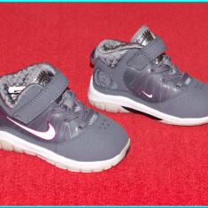 Adidasi copii Nike, Unisex - DE FIRMA, CA NOI _ Adidasi tip ghetute, de calitate, NIKE _ baieti, fete | nr 22