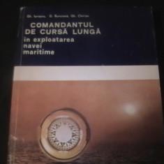 CAPITANUL DE CURSA LUNGA-GH. IURASCU-G.BURUIANA-GH. CHIRIAC- - Carti Transporturi
