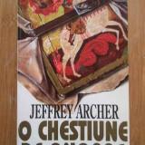 O Chestiune De Onoare - Jeffrey Archer ,296702
