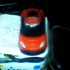 MP3 player Alta in forma de masina, Rosu