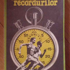 Carte despre Sport - Cartea Recordurilor - Cristian Topescu, virgil Ludu, 304400