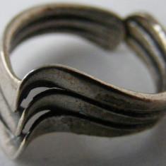 Inel argint - Inel vechi din argint (159) - de colectie