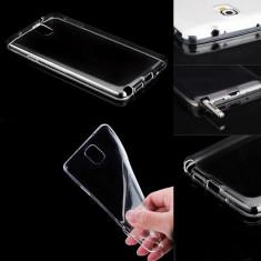Husa Samsung Galaxy Note 4 TPU Ultra Thin 0.3mm Transparenta, Gel TPU, Carcasa, Fara snur