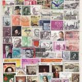 452 - Lot timbre diverse tari