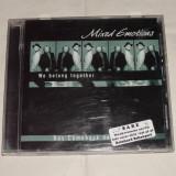 Vand cd MIXED EMOTIONS-We belong together