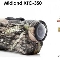 Resigilat - Camera pentru sporturi extreme Midland XTC-350 Mimetic Action Camera cod C994.02