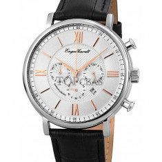 Ceas de lux Engelhardt Raymond Steel Silver, original, nou, cu factura si garantie! - Ceas barbatesc Engelhardt, Quartz