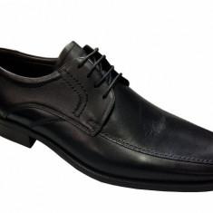 Pantofi barbati piele naturala Denis-883-n