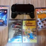 PSP Sony + 4 jocuri