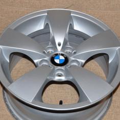 Jante originale BMW Seria 5 E60 17 inch - Janta aliaj BMW, 7, 5, Numar prezoane: 5, PCD: 120