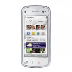 Nokia n97 32gb pe negru, putin zgariat, functionabil - Telefon mobil Nokia N97, Neblocat