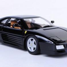 451.Macheta Ferrari 348 - HOT WHEELS scara 1:18 - Macheta auto