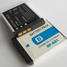 Baterie acumulator NP-BD1 Sony + expediere gratuita Posta -, Li-ion