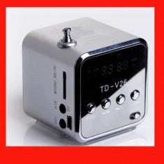Boxe Telefon, Display LCD - Boxa portabila STICK/MP3