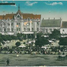 Carti Postale Romania 1904-1918, Circulata, Printata - IPV 574 SATU MARE
