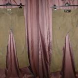 Pantaloni Moschino Jeans 100% originali - Pantaloni dama Moschino, Marime: L, Culoare: Bej, Lungi, Catifea