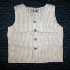 Vestuta draguta, marca Wheat, baieti 4 ani, Culoare: Bej