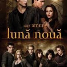 Saga Amurg: Luna Noua. Cartea ilustrata a filmului, Mark Cotta Vaz - CARTE NOUA - Carte Cinematografie, Rao