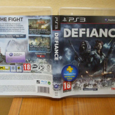 Defiance (PS3) (ALVio) + sute de alte jocuri ps3 ( VAND /SCHIMB ), Actiune, 18+
