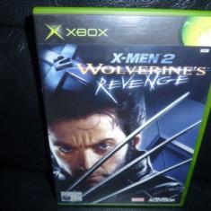 Jocuri Xbox Activision, Actiune, 12+, Single player - JOC XBOX X-MEN 2 WOLVERINE's REVENGE ORIGINAL PAL / COMPATIBIL XBOX 360 / STOC REAL / by DARK WADDER