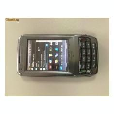 MITAC MIO A702 - PDA Mio, Touchscreen si taste, Culori display: 64000, 240 x 320 pixeli (QVGA), Gri, 3-5 megapixeli