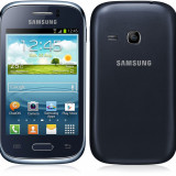 SAMSUNG GALAXY YOUNG GT-S6310 - NOU/ NEFOLOSIT - NEVERLOCK - Telefon mobil Samsung Galaxy Young, Neblocat, Single SIM
