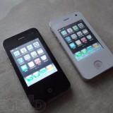 Telefon mobil, Alb, 64GB, Neblocat, Dual SIM, Dual core - Vand Iphone dual sim 64GB