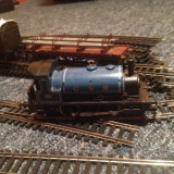Colectii - Hornby made in England locomotiva si sine electrice