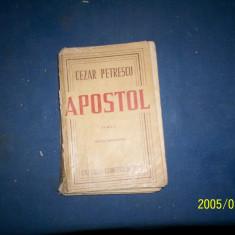 APOSTOL CEZAR PETRESCU/1944 - Carte veche