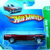 Macheta auto Hot Wheels, 1:64 - HOT WHEELS-TREA$URE HUNT$-FORD MUSTANG 1964 1/2 ++ 2501 LICITATII !!