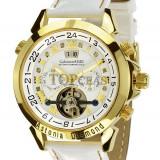 Ceas de lux Calvaneo 1583 Astonia Diamond White Gold, original, nou, cu factura si garantie!