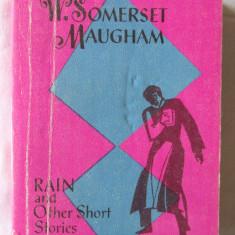 RAIN AND OTHER SHORT STORIES, W. Somerset Maugham, 1977. Carte noua - Carte Literatura Engleza