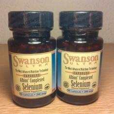 SELENIU - antioxidant puternic, 90 capsule, 200 mcg, cel mai bun pret in Romania - Supliment nutritiv
