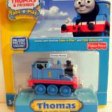 Take-n-Play cu magnet - Thomas and Friends trenulet jucarie - THOMAS locomotiva cu nr.1 - NOU