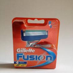 GILLETTE FUSION ( rezerve 4 buc )