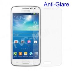 Super Folie Profesionala Samsung Galaxy Express 2 G3815 Antisoc din Sticla Securizata Temperata Dedicata - Geam securizat - Tempered Glass - Montaj in - Folie de protectie Apple