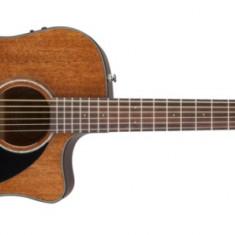 Chitara electro-acustica Fender CD-60 CE All Mahogany - Chitara acustica