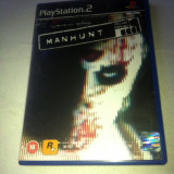 JOC PS2 MANHUNT ORIGINAL PAL / STOC REAL / by DARK WADDER