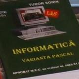 Carte software - Tudor Sorin - Informatica - varianta pascal cls a XI-a