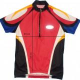 Tricou bicicleta ciclism LOFFLER original, fermoar YKK Vislon, tesatura fagure (dama M spre L) cod-168830, Tricouri