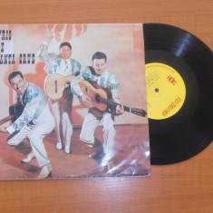 TRIO DE SANTA CRUZ (EDD 1049) disc vinil mediu EP vinyl pickup pick-up - Muzica Latino electrecord